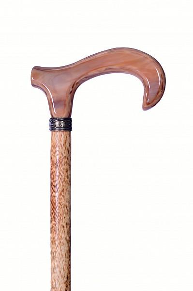 Vycházková hůl Capuccino
