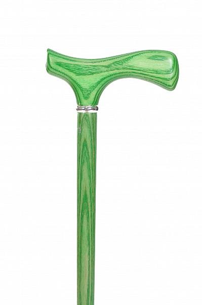 Vycházková hůl Fayet zelená