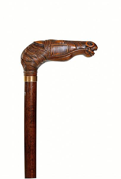 Vycházková hůl Fayet závodní kůň