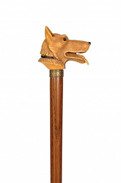 Vycházková hůl sběratelská Sheepdog