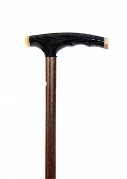 Vycházková hůl Fayet corne noire