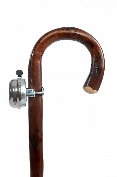 Vycházková hůl se zvonkem