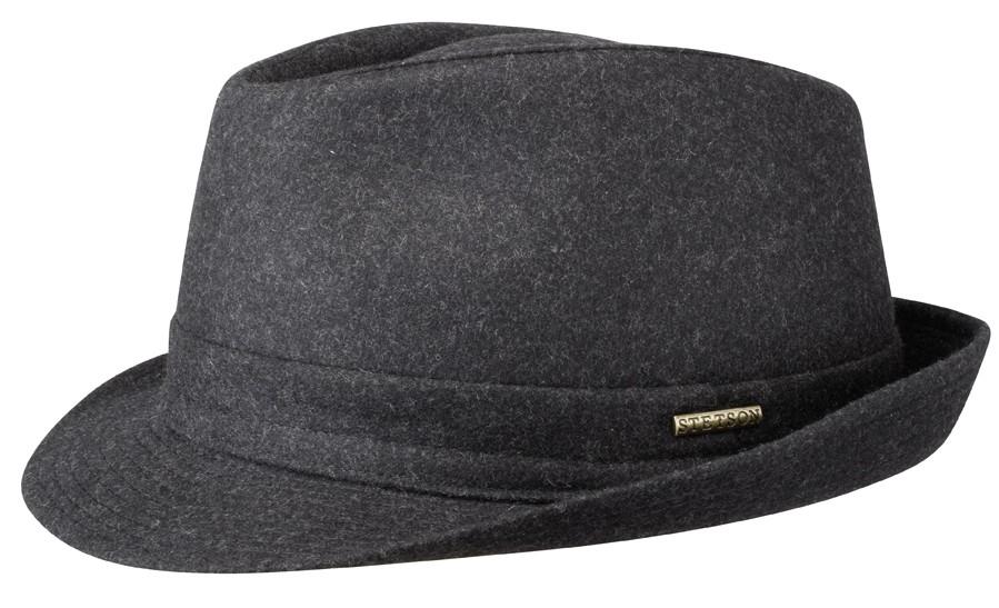 Klobouk Stetson Trilby Wool vel. L 58 cm  64234ab126