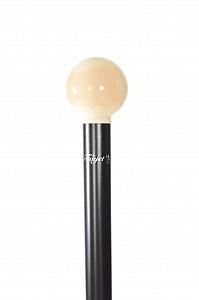 Vycházková hůl Fayet bílá koule