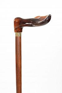 Vycházková hůl ergonomická Sauer na levou ruku
