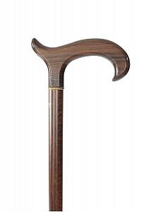 Vycházková hůl Fayet palissandre