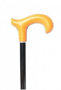 Vycházková hůl luxusní Orange duo
