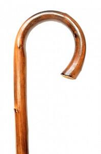 Vycházková hůl dřevěná sukovice