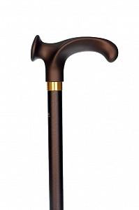 Vycházková hůl ergonomická Gastrock Bronze 2 na pravou ruku
