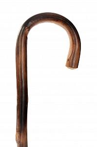 Vycházková hůl dřevěná dámská Twist