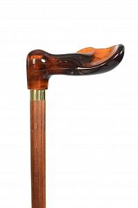 Vycházková hůl Classic Canes ergonomická levá ruka
