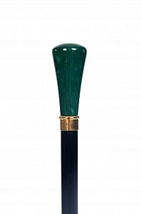 Vycházková hůl sběratelská Dark Green