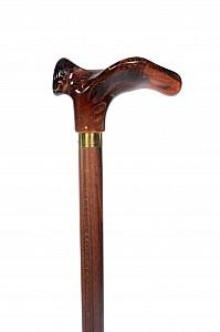 Vycházková hůl Gastrock ergonomická na pravou ruku