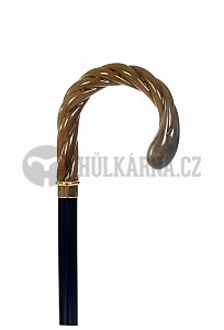 Vycházková hůl luxusní Ritorto