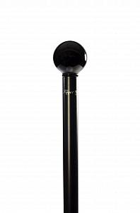 Vycházková hůl Fayet černá koule