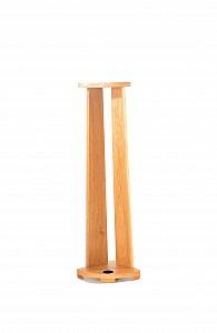 Dřevěný stojan na vycházkovou hůl dub