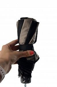 Deštník do ruky v černé