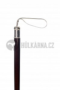 Vycházková hůl luxusní Horsewhip