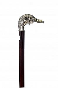 Vycházková hůl luxusní Germano postříbřená