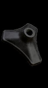 Gumová koncovka Trigon 18 mm