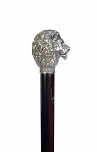 Vycházková hůl Fayet Lion postříbřená