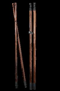 Dřevěná střelecká šoulací hůl pro Myslivce